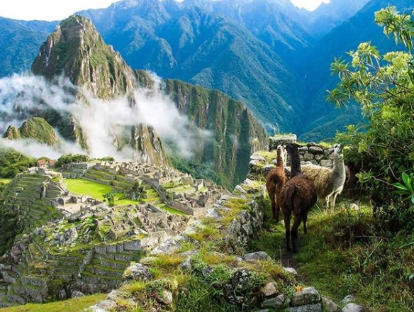 Machupicchu Ciudadela Inca