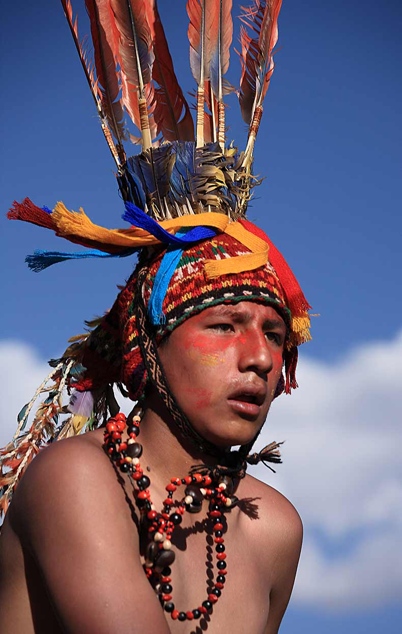 El Inti Raymi en Cusco