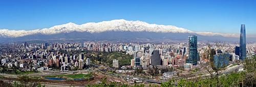 City tour Santiago de Chile