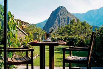 Sanctuary Lodge Belmond Machupicchu