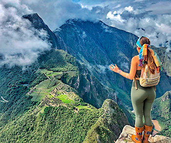 Montaña del Huaynapicchu