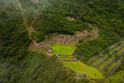 Choquequirao Cusco