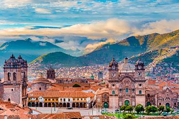 Ciudad de Cusco Perú