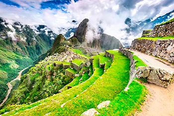 Ciudadela Inca Machupicchu