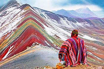 Montaña de 7 Colores Vinincunca