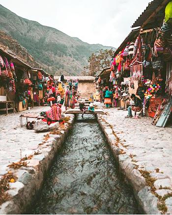 Ollantaytambo Valle Sagrado de los Incas