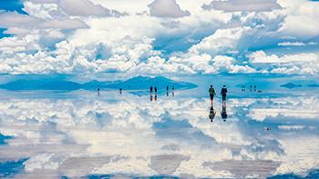 Salar de Uyuno Potosí Bolivia