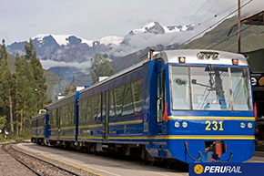 Tren Expedition Poroy Machu Picchu