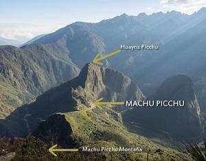 Machupicchu Montaña