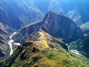 Machupicchu Montaña Camino