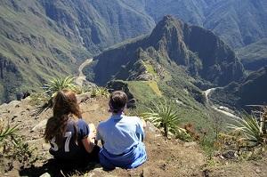 Vista Machupicchu Montaña